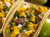 Easy Tilapia and Mango Fish Tacos Recipe