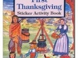 First Thanksgiving Sticker Activity Book only $1.54