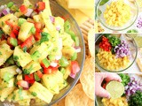 Fruity and Totally Easy Pineapple Salsa Recipe