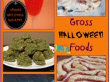 Gross Halloween Food Ideas