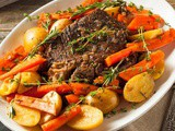 Hearty and Tender Slow Cooker Pot Roast Recipes