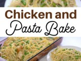 Hearty Baked Chicken and Pasta Recipe