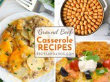 Hearty Ground Beef Casserole Recipes