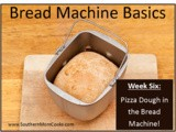 How to Make Pizza Dough in the Bread Machine