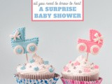 How To Throw a Surprise Baby Shower