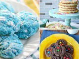Huge List of Cake Mix Cookie Recipes