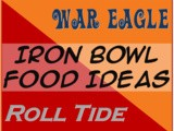 Iron Bowl Food Ideas Using Thanksgiving Leftovers