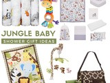 Jungle Themed Baby Shower Gift Ideas That Are perfect
