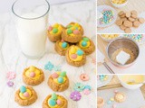 Oreo Truffle Bird Nest Cookies Recipe