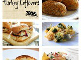 Over 22 Ways to use your Thanksgiving Leftovers