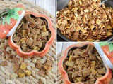 Pumpkin Spice Chex Mix Snack Recipe