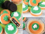 Saint Patrick's Day Oreo Cookies
