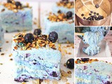 Tasty and Simple Blueberry Muffin Fudge Recipe