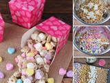 Totally Simple Valentine Snack Mix Recipe