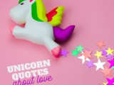 Unicorn Quotes About Love