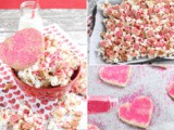 Valentine Sugar Cookie Popcorn Recipe