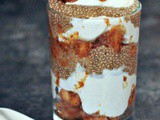 Roasted Apple Cider Chia Pudding