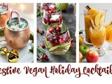 Vegan Holiday Cocktails