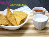 Easy Mexican Cheese Dip for Tortilla Chips
