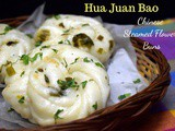 Hua Juan Bao ~ Chinese Steamed Flower Buns