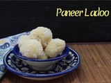 Paneer Ladoo | Quick Ladoo with Rosgulla