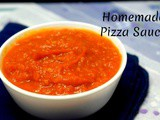 Pizza Sauce Recipe | How to make Homemade Pizza Sauce