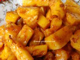 Chilli pineapple recipe | Grilled pineapple