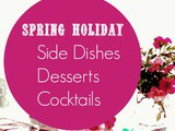 Favorite Holiday Side Dishes and Desserts