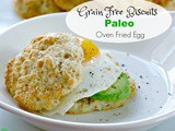 Grain Free Biscuits, Low Carb, Keto