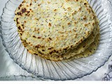 Grain Free Tortillas with Chia Seeds, Flax (Keto Friendly)