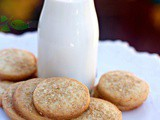 How to Make Perfect Vanilla French Sables Cookies