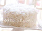 Old Fashioned Coconut Cake with Buttercream Frosting from Scratch