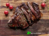 Perfect Ribeye Steak Recipe, Pan Fried, Oven Roasted