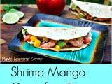 Shrimp Tacos Recipe with Mango Salsa