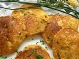 Southern Fried Corn Cakes (Gluten Free Option)