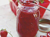 Sugar Free Strawberry Sauce, Sugar Free Simple Syrup