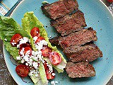 The Perfect New York Strip Steak Recipe, Pan-Fried, Oven-Roasted