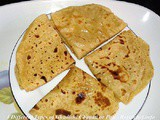 4 Different Types of Ghadichi Chapati or Poli Recipe in Marathi