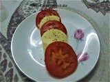 Caprese Salad with Pesto Sauce Recipe in Marathi
