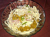 Chicken Noodles Rice Biryani Recipe in Marathi