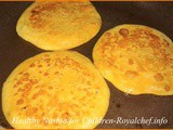 Healthy Pan Cakes Nashta for Children Recipes in Marathi