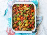 Vegan Chorizo Potato Bake