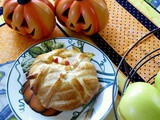 A grandmother pretends she doesn't know who you are on Halloween. – Erma Bombeck and Brie Wrapped Mummy