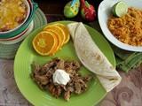 We have neglected the truth that a good farmer is a craftsman of the highest order, a kind of artist. ― Wendell Berry and Corona Crockpot Carnitas