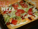 Quick and Easy blt PIzza