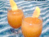 Spiced Up Papaya Juice