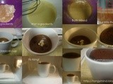 Microwave Cooking : Chocolate Coffee Mug Cake