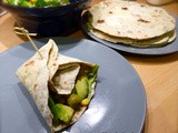Rocket Tortillas (Aragula) – vegan –
