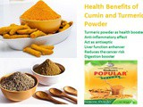 Health Benefits of Cumin and Turmeric Powder