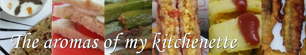 Very Good Recipes - The aromas of my kitchenette
